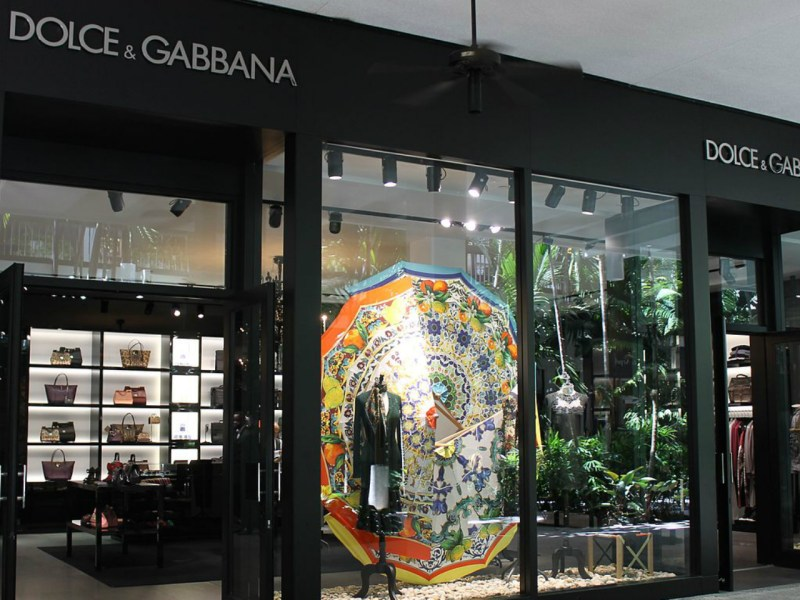 Dolce & Gabbana failed to apologize immediately after a public relations disaster. Photo: Wikimandia