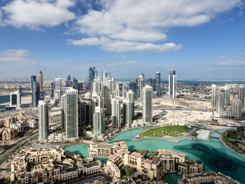 Dubai, UAE. Photo: iStock