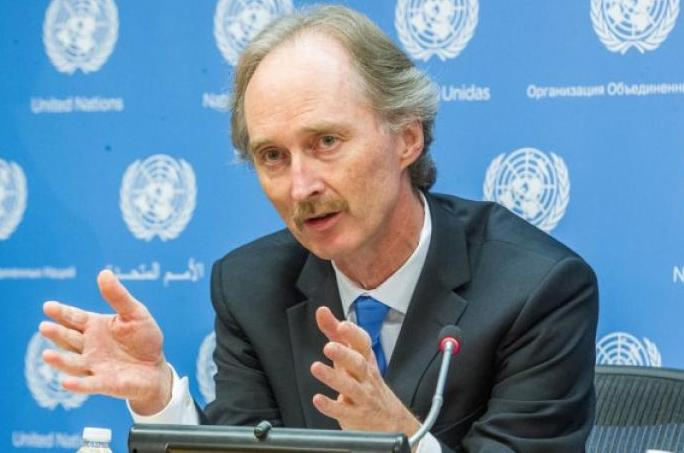 Newly appointed UN envoy to Syria, Geir Pedersen. Photo: Reuters