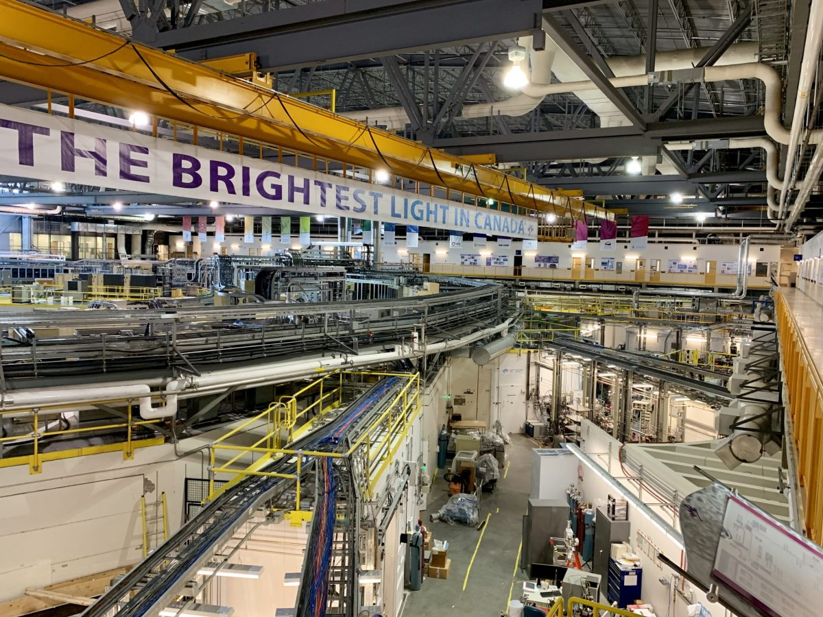 The Canadian Light Source, a synchrotron light source facility located in Saskatoon, Canada. Photo: Frank Chen/Asia Times