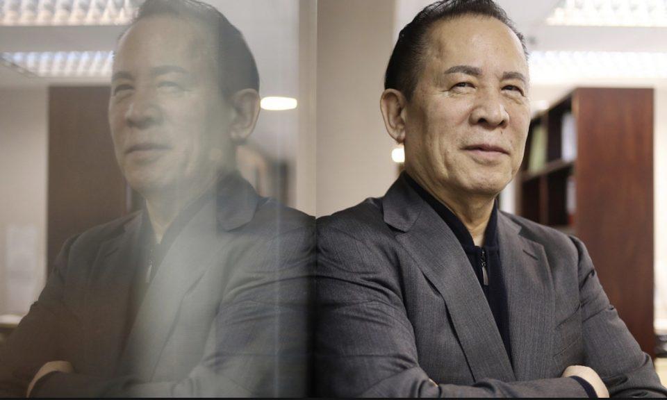 日本億萬富翁賭場大亨岡田和生聲稱他的生意被不公平地從他手上奪走了。相片:Facebook