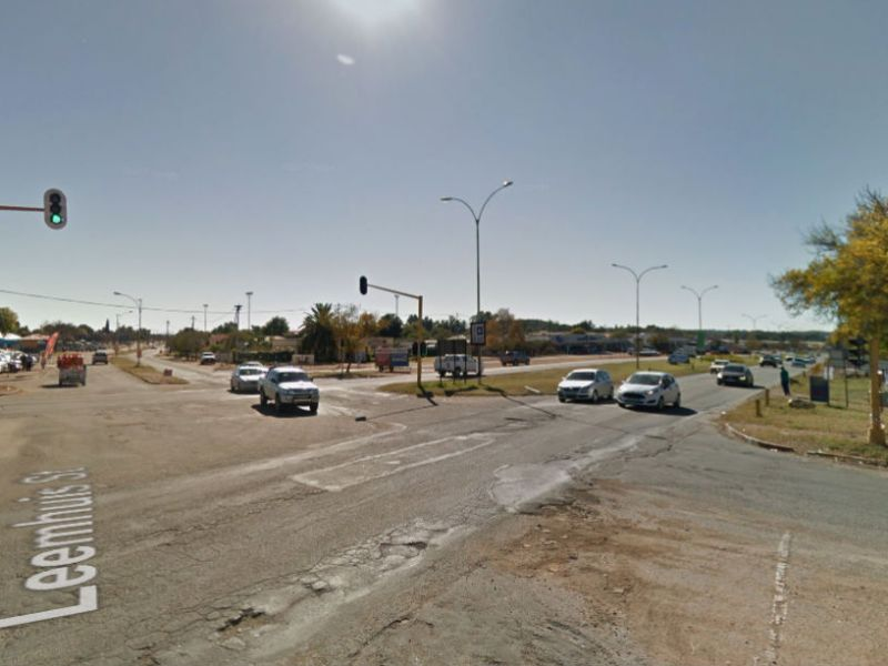 Klerksdorp, South Africa. Photo: Google Maps