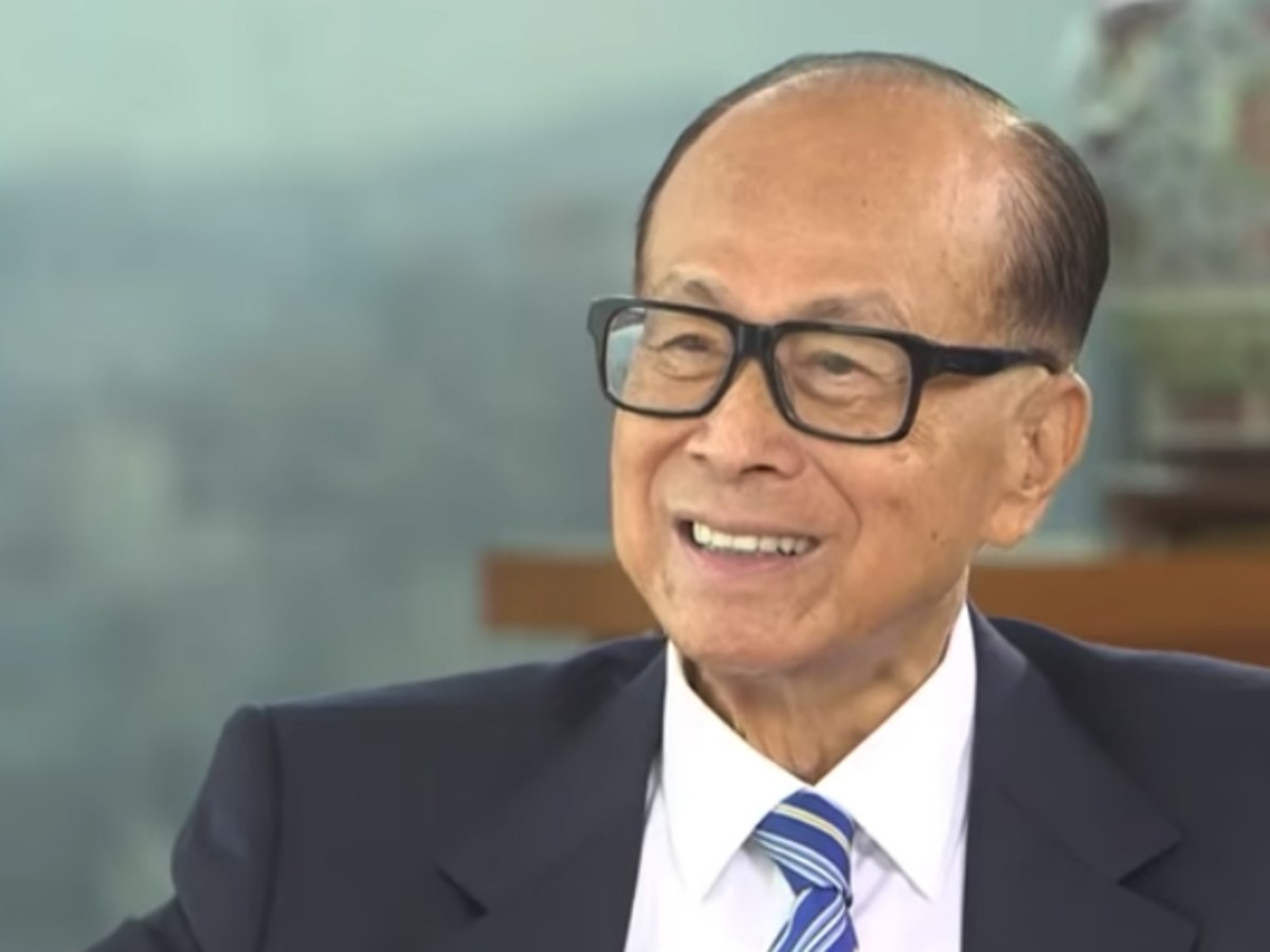 Revered Chinese business Li Ka-shing has just increased his investment in crypto. The Ninety-year-old's venture capital firm Horizon Ventures is listed as one of 12 backers that have invested $182.5 million of first-round funding into the Bakkt Bitcoin trading platform. Photo: YouTube/Bloomberg