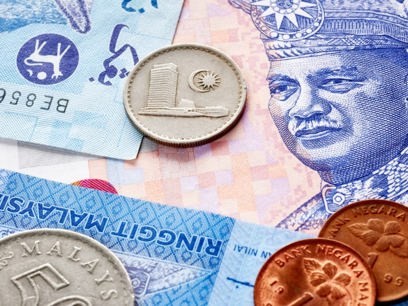 Malaysia's currency could come under pressure due to higher than previously disclosed public debt and a new expansionary budget. Photo: iStock