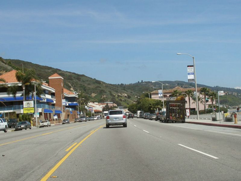 Malibu, California in the United States. Photo: Wikimedia Commons