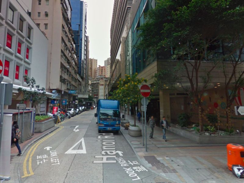 Tsim Sha Tsui in Kowloon where the incident took place. Photo: Google Maps