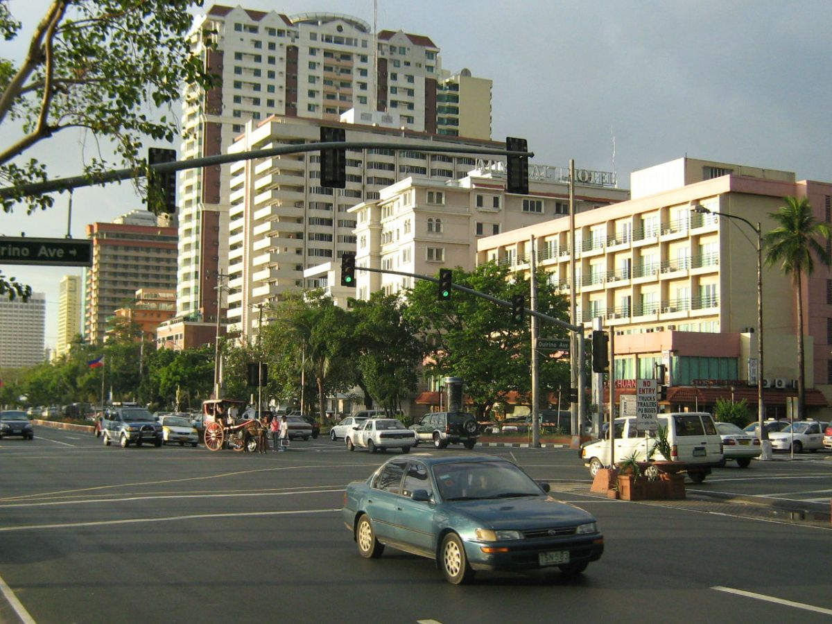 Manila, Philippines. Photo: Wikimedia Commons