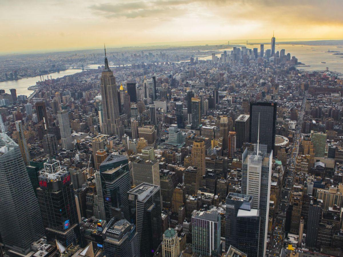 Manhattan, New York in the United States. Photo: Wikimedia Commons