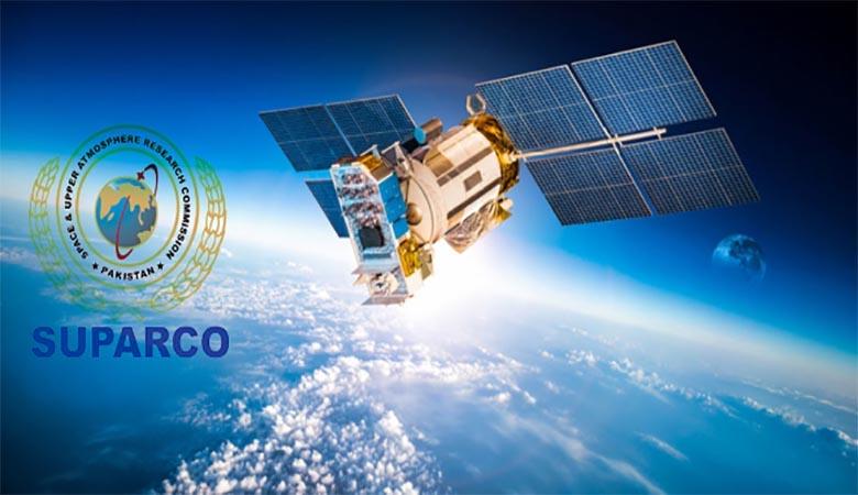 Pakistan satellite
