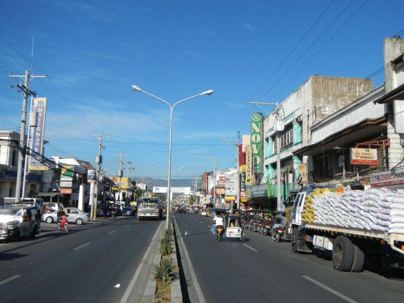 San Jose City, Nueva Ecija, in the Philippines. Photo: Wikimedia Commons