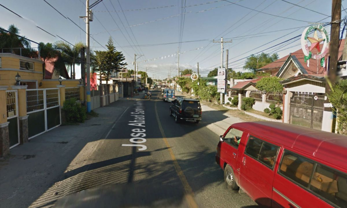 Santa Ana in Pampanga in the Philippines. Photo: Google Maps