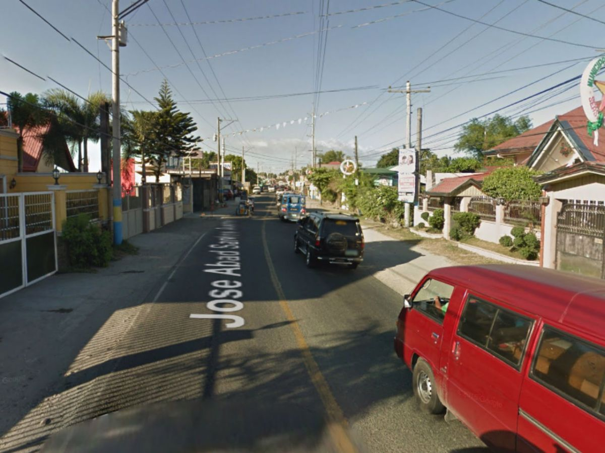 Santa Ana in Pampanga in the Philippines. Photo: Google Maps