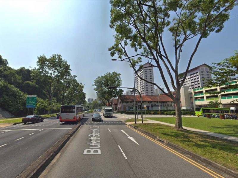 Bukit Batok, Singapore. Photo: Google Maps