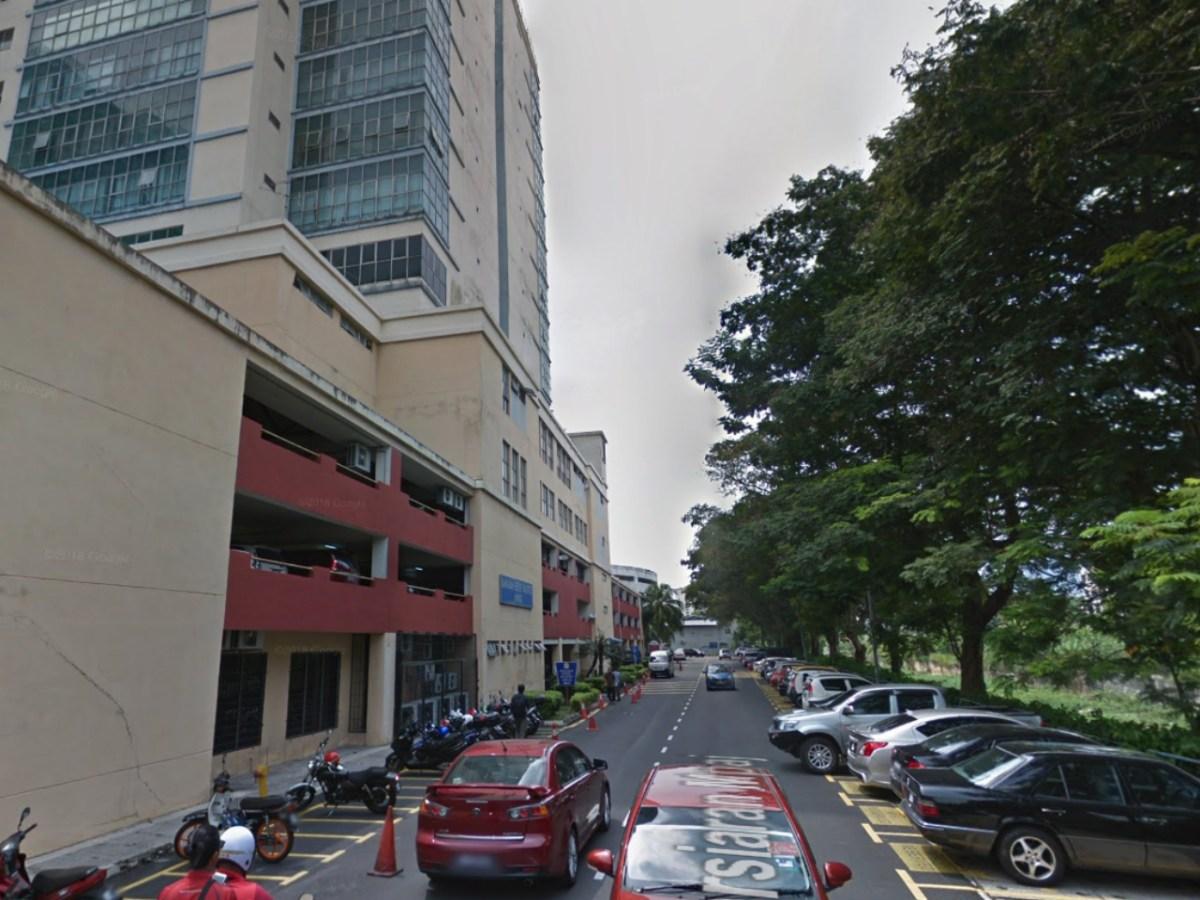 The court complex in Ampang, Kuala Lumpur.  Photo: Google Maps