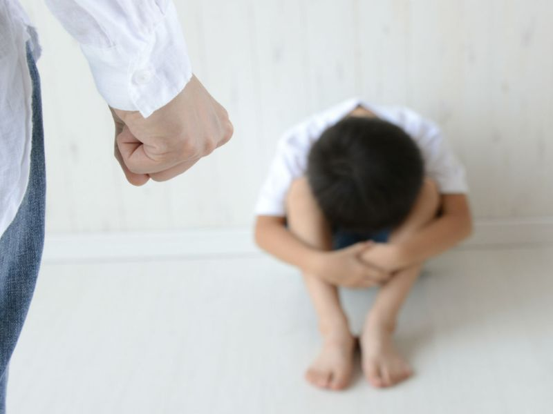 Child abuse is a serious problem in many countries. Photo: iStock