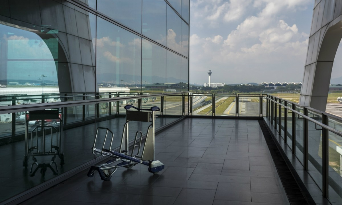 Kuala Lumpur International Airport. Photo: iStock