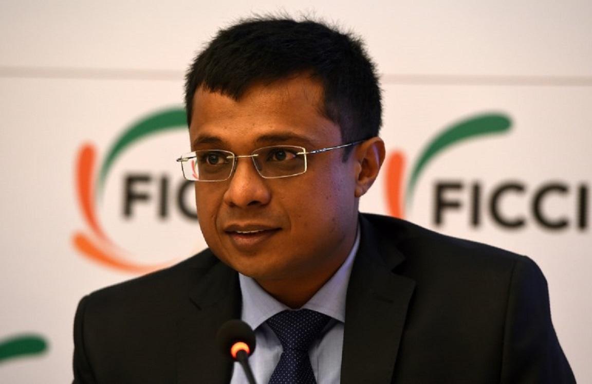 Sachin Bansal, co-founder of Flipkart: AFP