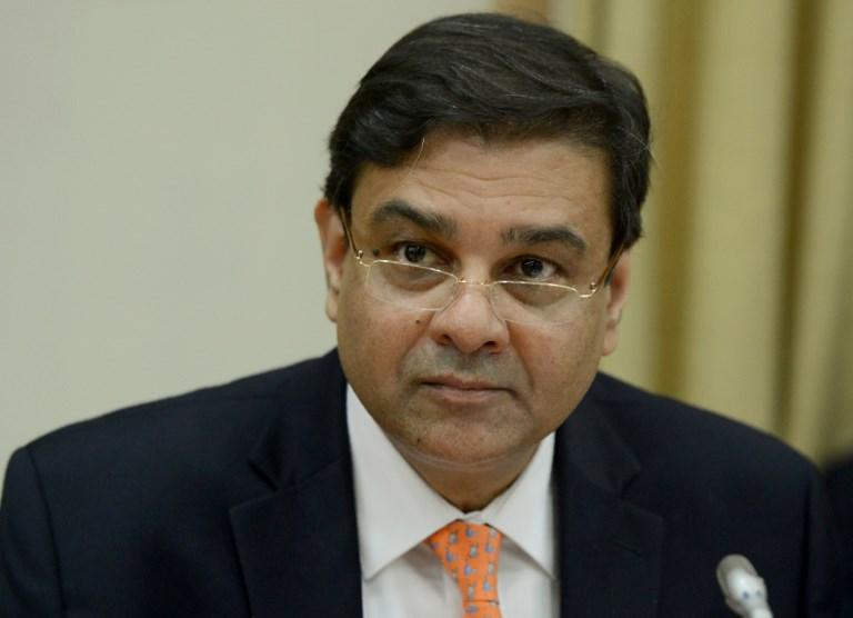 Former Reserve Bank of India (RBI) Governor Urjit Patel. Photo: AFP / Punit Paranjpe