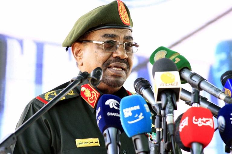 الرئيس السوداني عمر البشير. صورة Ebrahim Hamid / Anadolu Agency