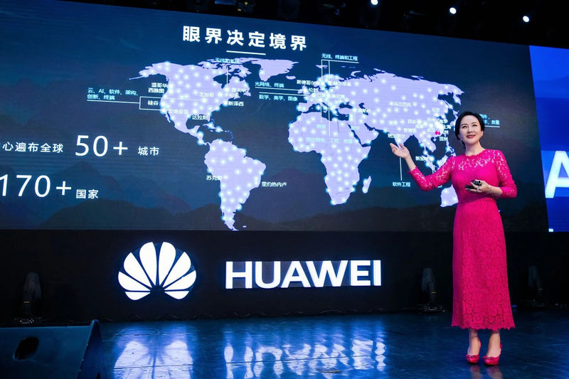 Meng Wanzhou, deputy president and CFO of Huawei, was arrested in Canada early this month. Photo: Handout