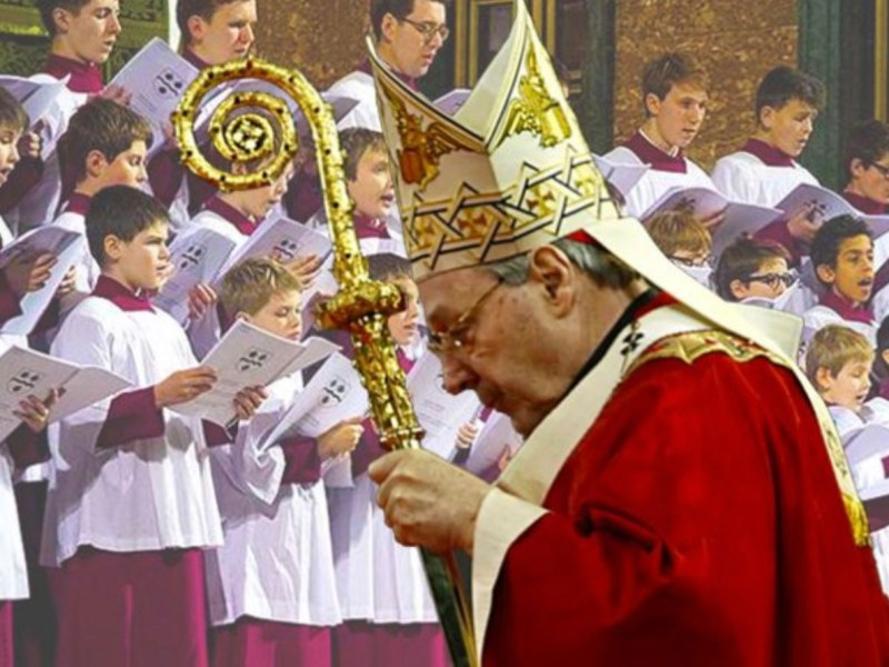 Australian Cardinal George Pell in a file photo. Image: Twitter