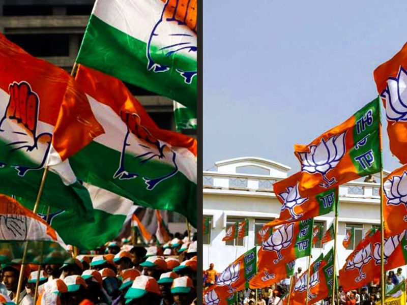 Indian National Congress defeats the ruling Bharatiya Janata Party in the Rajasthan Assembly Elections 2018.