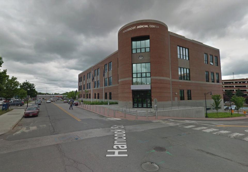 Bangor District Court in Maine, US. Photo: Google Maps