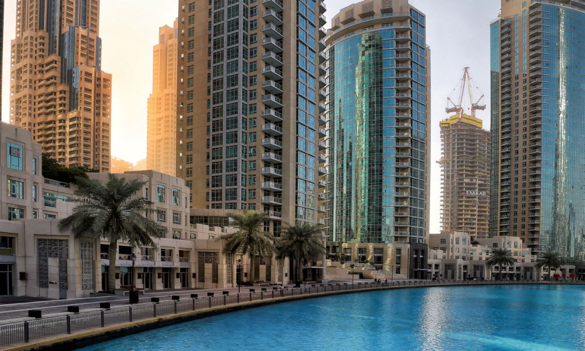 A Filipino cleaner was hired to clean an Egyptian man's apartment in Dubai when she was touched inappropriately by the man. Photo: Wikimedia Commons