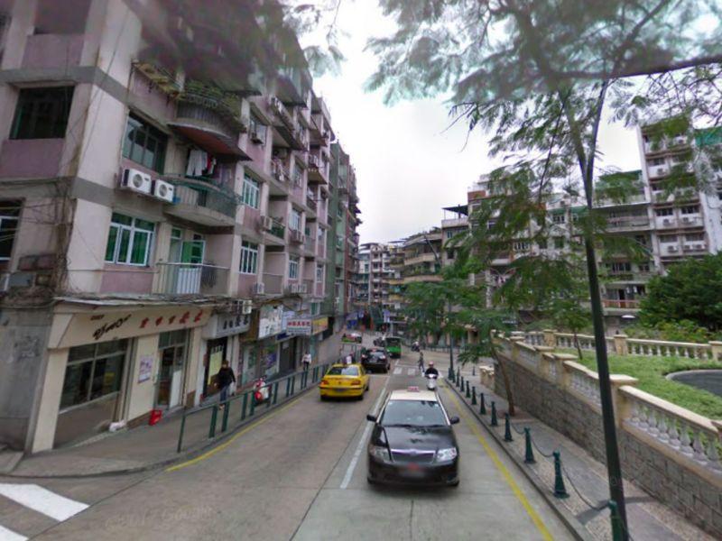 Rua Nova à Guia in Macau Photo: Google Maps