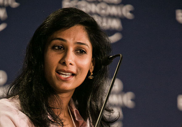 IMF chief economist Gita Gopinath. Photo: Wikimedia