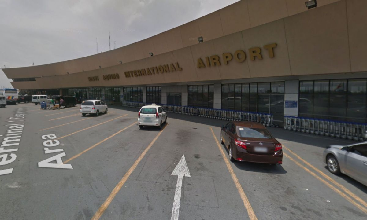 Ninoy Aquino International Airport, Manila. Photo: Google Maps