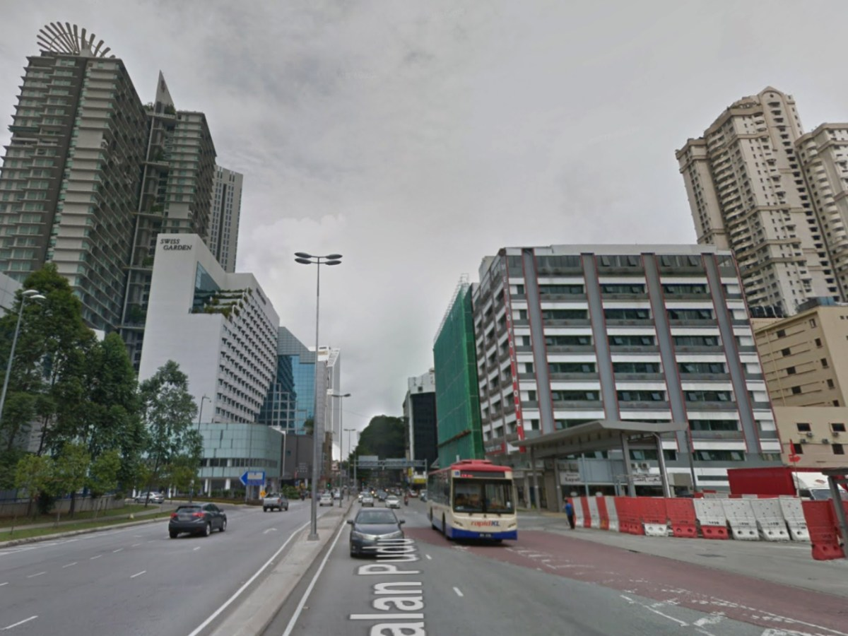 Jalan Pudu in Kuala Lumpur, Malaysia. Photo: Google Maps