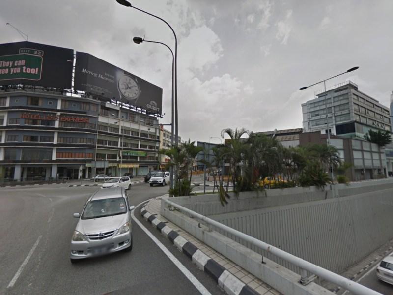 Jalan Loke Yew, Kuala Lumpur, Malaysia. Photo: Google Maps