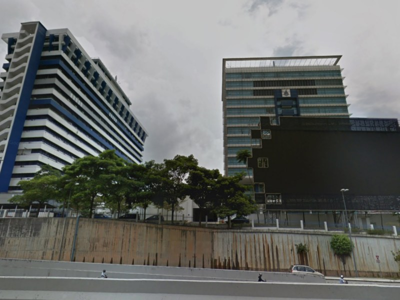 Kuala Lumpur police headquarters in Malaysia. Photo: Google Maps