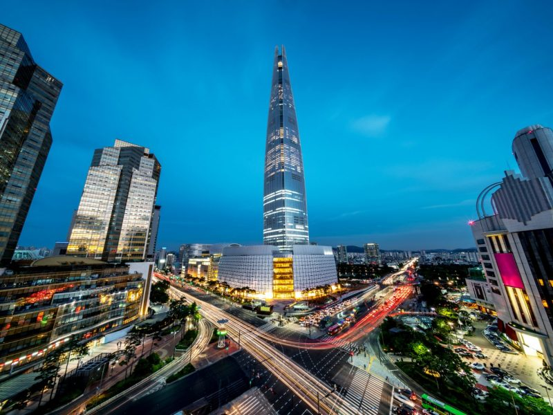 Seoul, considered the most innovative city in the world, is also one of the most active in terms of widespread crypto adoption. Photo: iStock