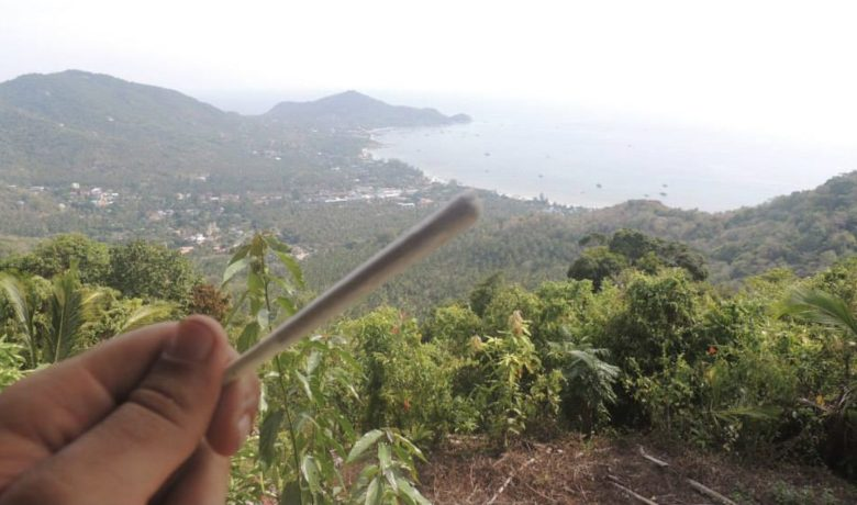 Thailand-Marijuana-Joint-Beach-Facebook