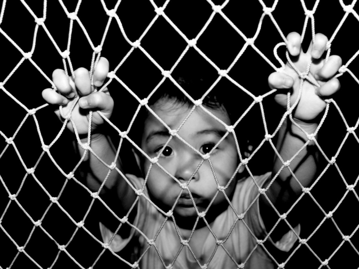 Children trafficked to the UK are leaving their care homes. Photo: iStock.