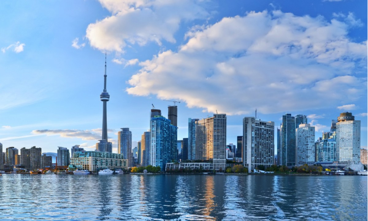 Toronto, Canada. Photo: iStock.