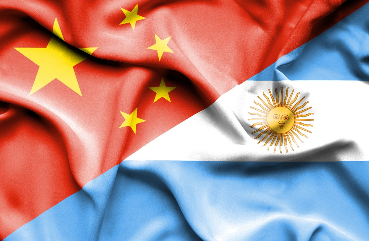 China and Argentina have signed a currency swap agreement. Image: iStock