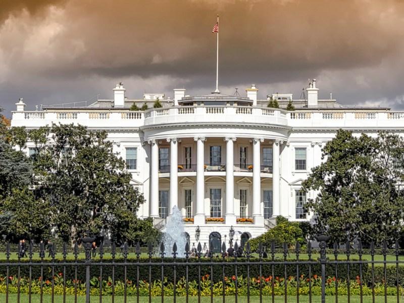 The White House. Photo: iStock