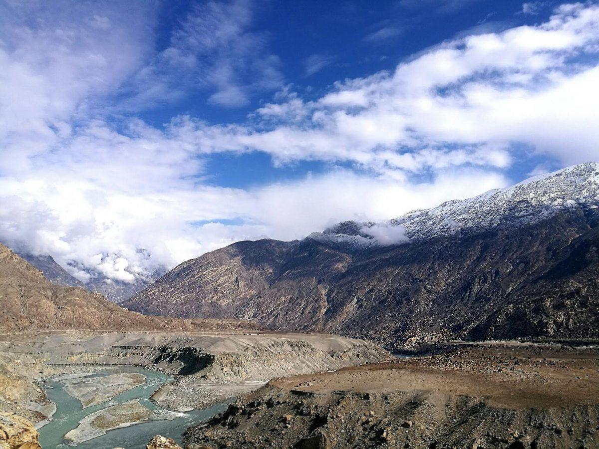 Where the Karakoram, Hindu Kush and Himalayas meet. Photo: Asia Times