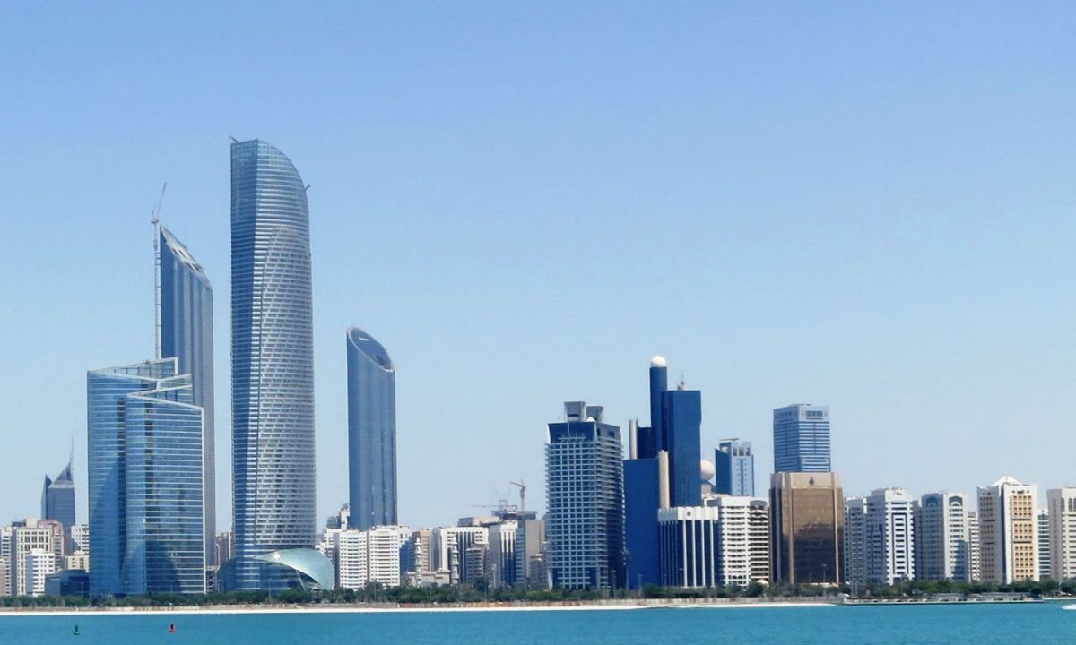 Abu Dhabi, UAE. Photo: Wikimedia Commons