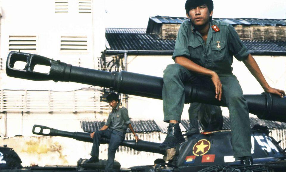 2019年1月7日是越南入侵柬埔寨40周年。