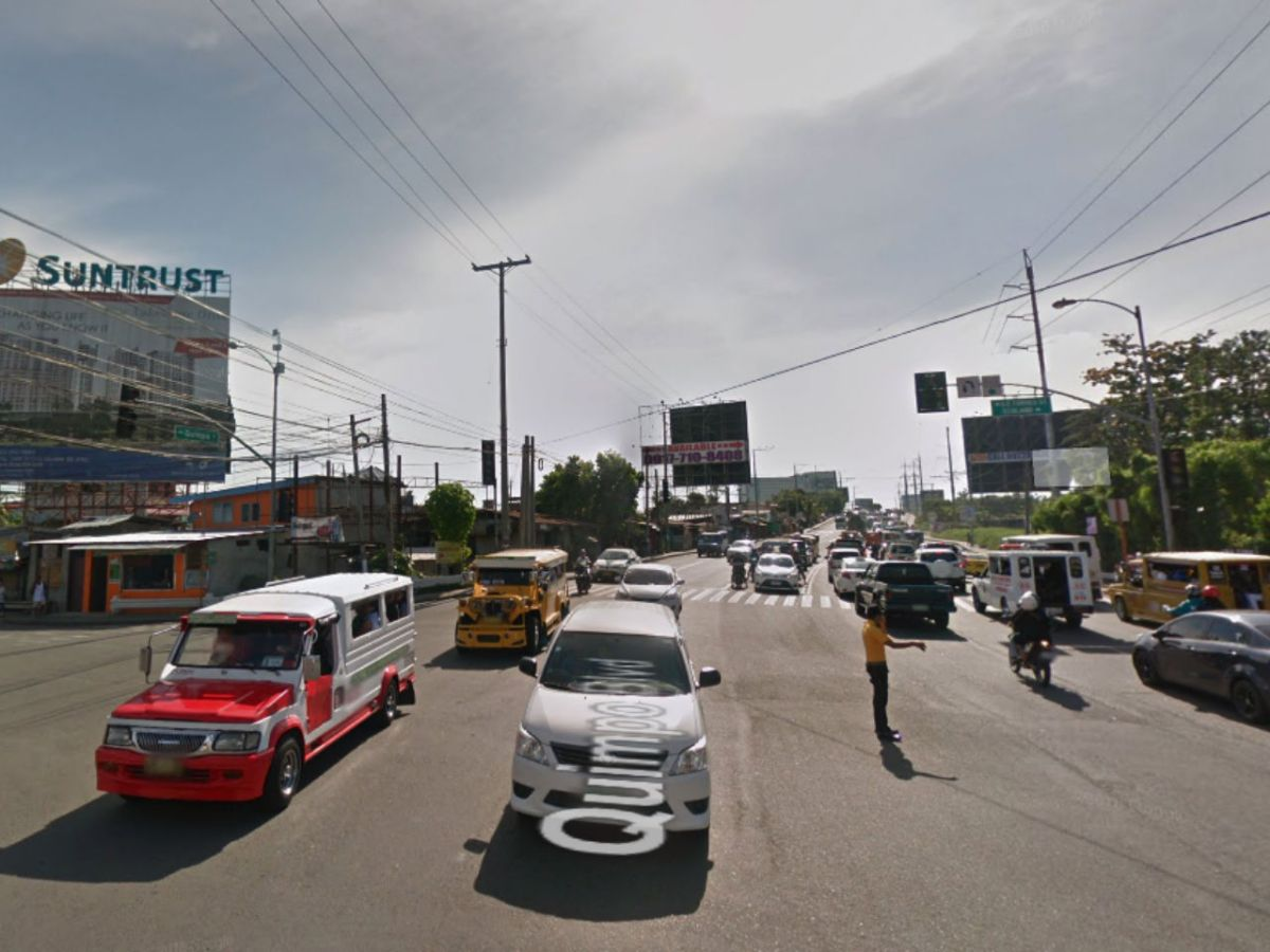 Davao City in the Philippines where the incident happened. Photo: Google Maps