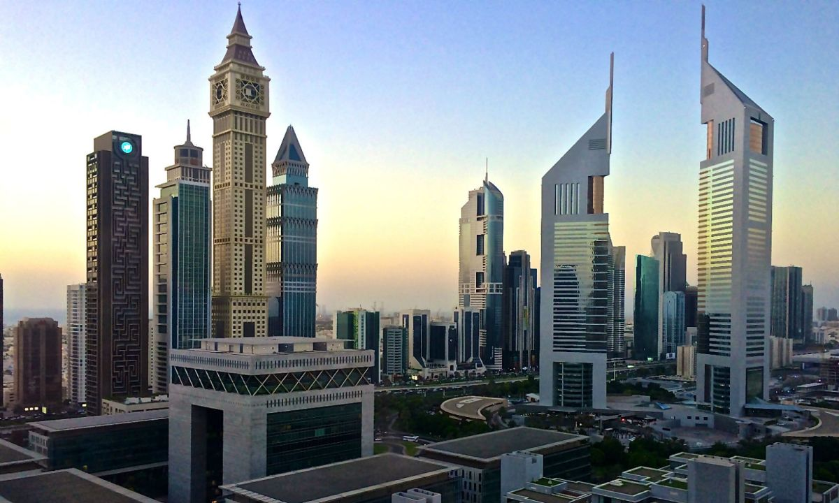 Dubai in the UAE where the two Filipinos were sentenced to jail. Photo: Wikimedia Commons
