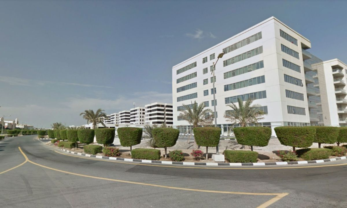 Dubai Investment Park where the incident took place. Photo: Google Maps