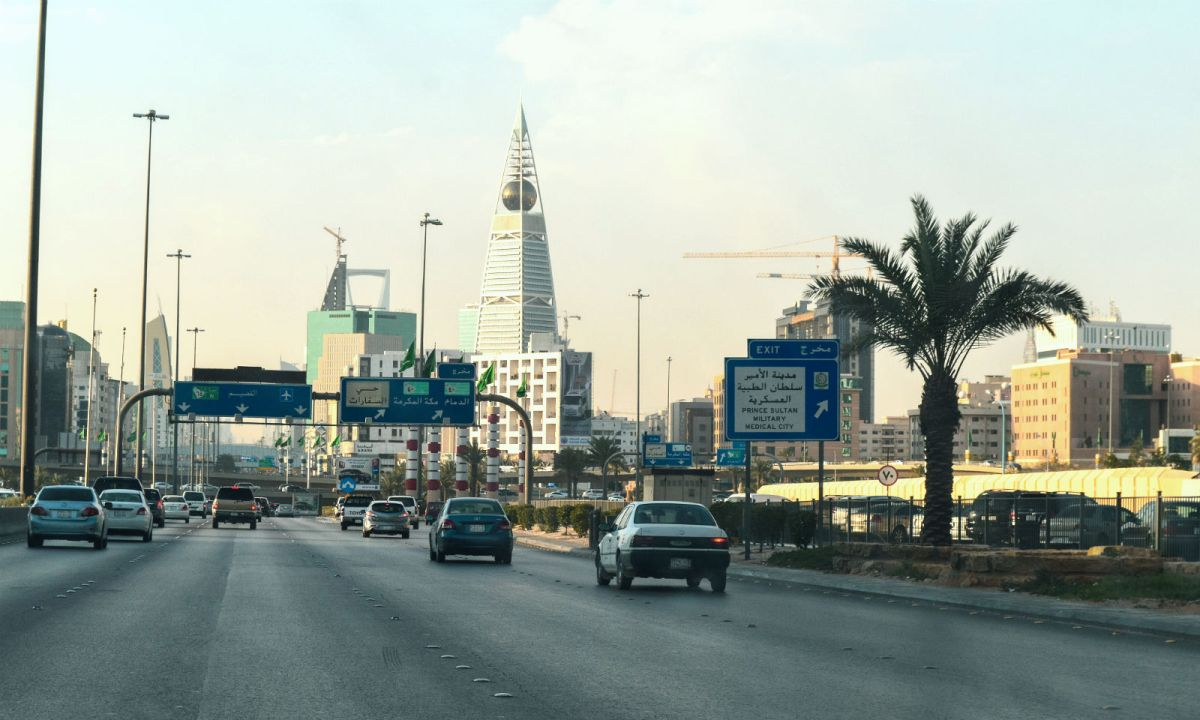 Riyadh, Saudi Arabia. Photo: Wikimedia Commons