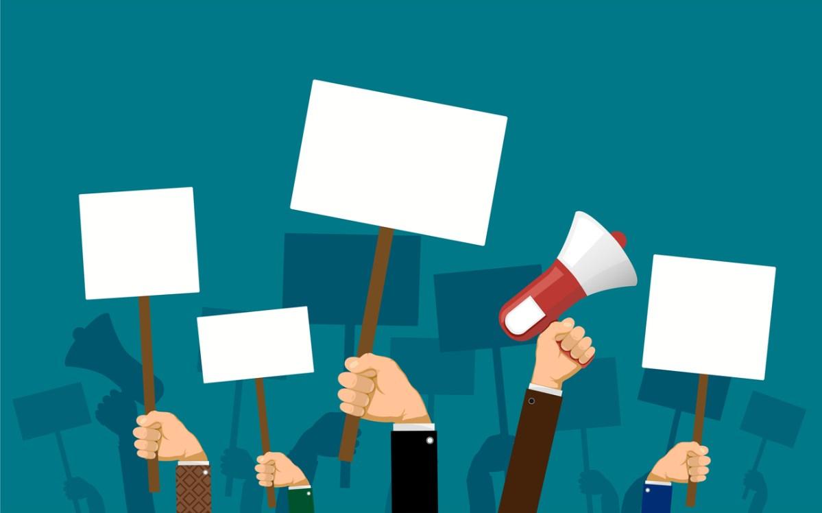 Strike action. Image: iStock