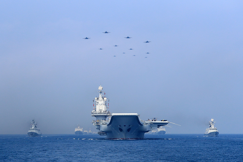Beijing revs up South China Sea domination strategy