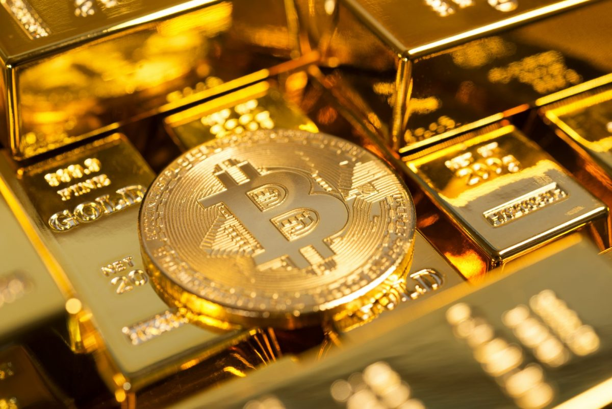 Bitcoin's 'digital gold'